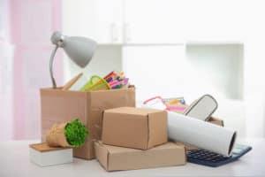 אחסנת דירה בצורה נכונה