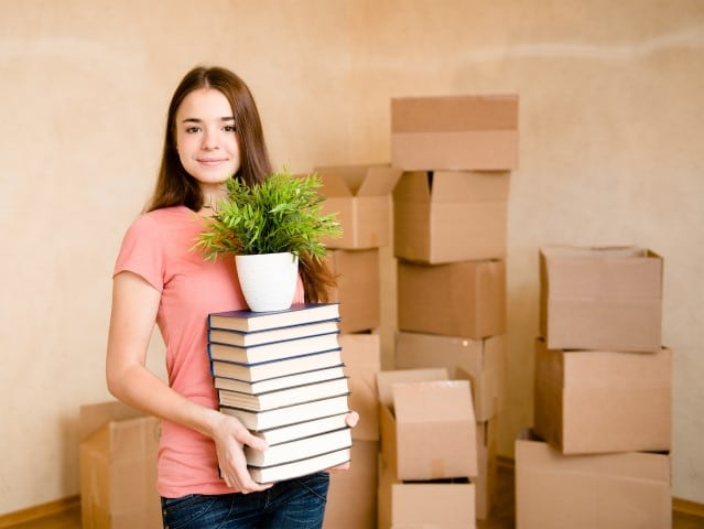 קיפאיט keepit פתרונות אחסון - אחסון תכולת דירה לסטודנטים